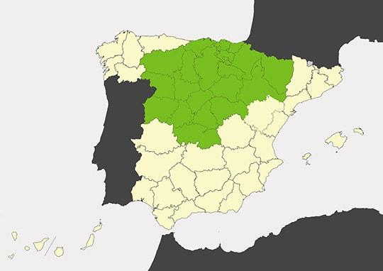 mapa donde trabajamos