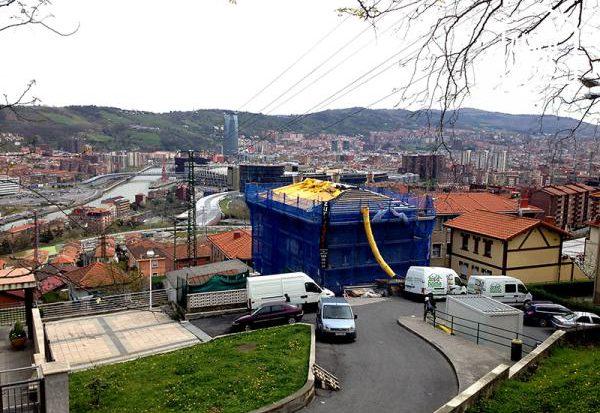 Aislamiento-de-cámara-de-aire-en-Castrejana-Bizkaia