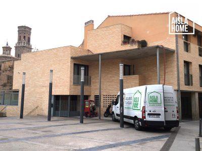 Aislamiento unifamiliar en Tudela (Navarra)