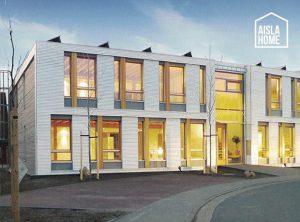 Casa Pasiva: Guardería en Ilvesheim (Alemania)