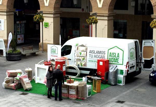 Stand-AISLAHOME-en-Navarra