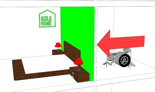 Aislamiento ac stico de paredes mejora el confort - Aislamiento de paredes ...
