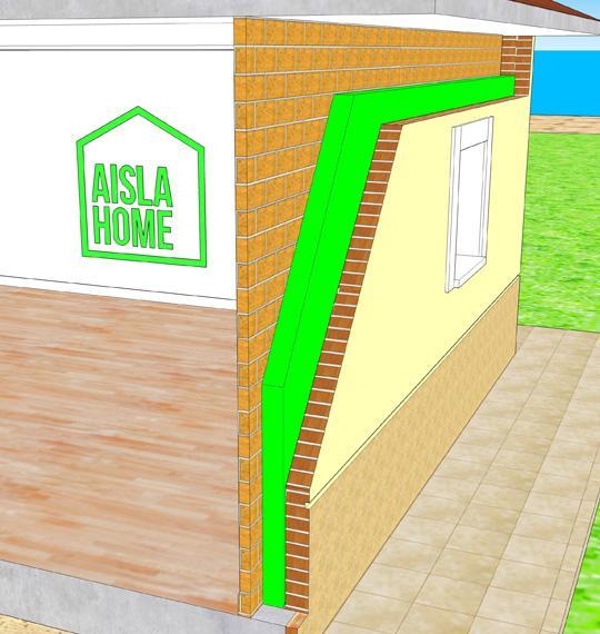 aislamiento termico fachadas