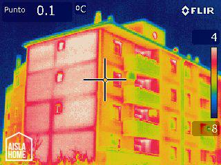 solucion viviendas mal aisladas