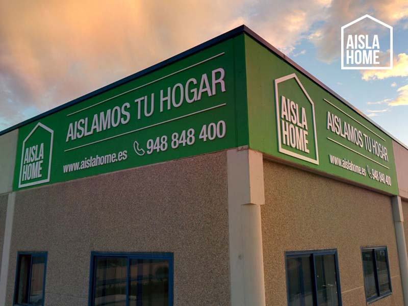 Nueva oficina de Aislahome en Tudela