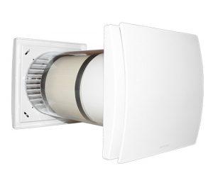 ventilación con recuperación de calor
