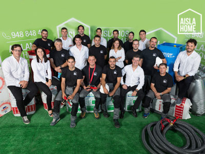 equipo humano Navarra, Euskadi y Madrid