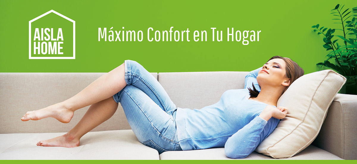 máximo confort en tu hogar