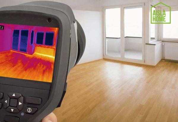 mejorar aislamiento térmico viviendas