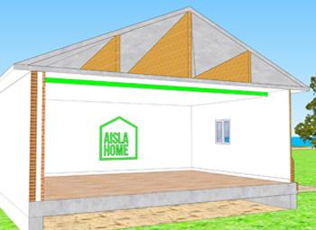 Aislamiento térmico viviendas techos